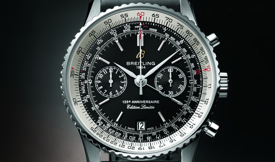 The History of Breitling Navitimer Replica