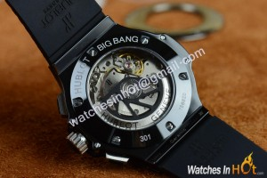 Hublot Big Bang Black Magic 301.CX.130.RX Replica Watch - Clone HUB4104 Model_11
