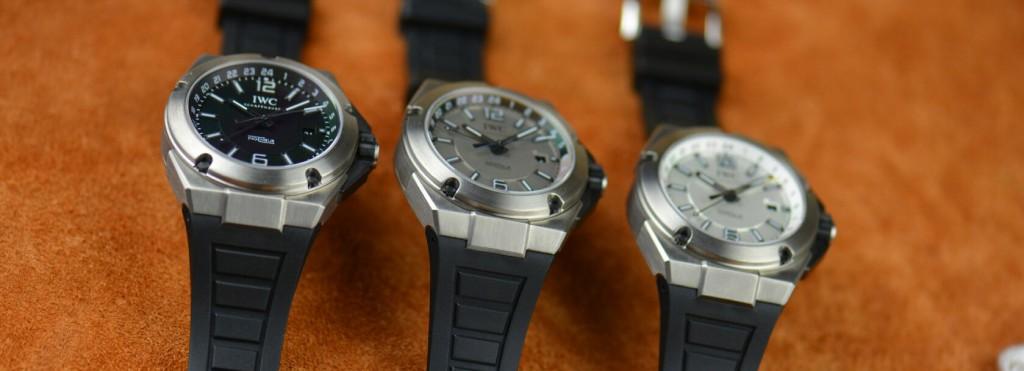 IWC Ingenieur Replica Watch Review_preview