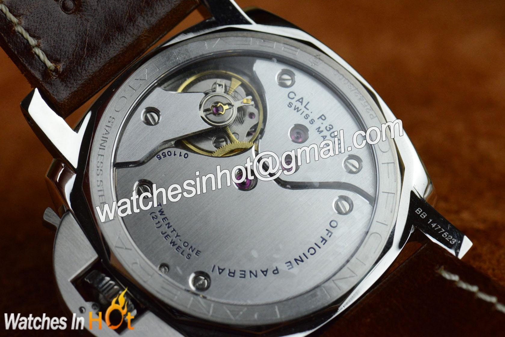 Panerai pam 390 luminor base replica watch review special edition replica watches reviews for Replica watches