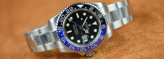 Rolex GMT-Master II Replica Watch 116710BLNR