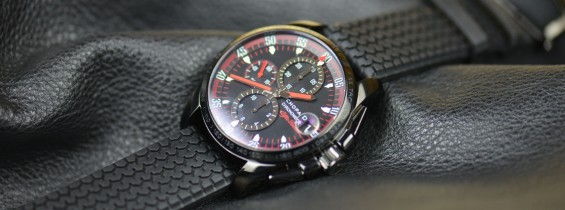 Chopard and Alfa Romeo – Mille Miglia GT XL Chrono Alfa Romeo Replica 168459-3029