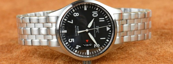 Introducing The IWC Pilot's Watch Mark XVII Replica Watch