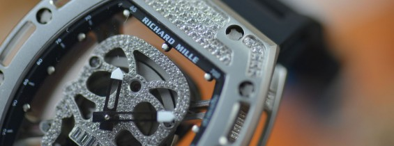 Richard Mille Tourbillon RM 052 Skull Replica Watch – The Art Of Skull Watches