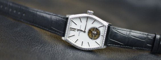 Vacheron Constantin Replica Watch – Malte Tourbillon with Diamond Set
