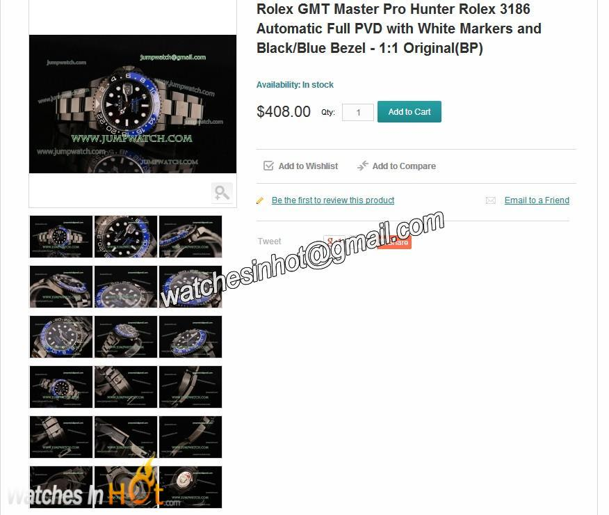 Jumpwatch.com - Give You A Lot of Ideas to Buy A Replica Watch - Replica Watches Reviews