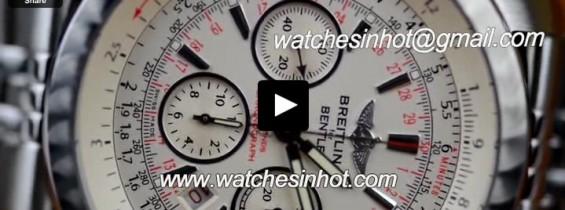 Breitling Bentley Motors T A2536313.G552-974A Replica Watch – Noob Edition