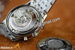 Asia Valjoux 7750 automatic movement in Breitling Navitimer 01 Chronograph Replica Watch - Sporty