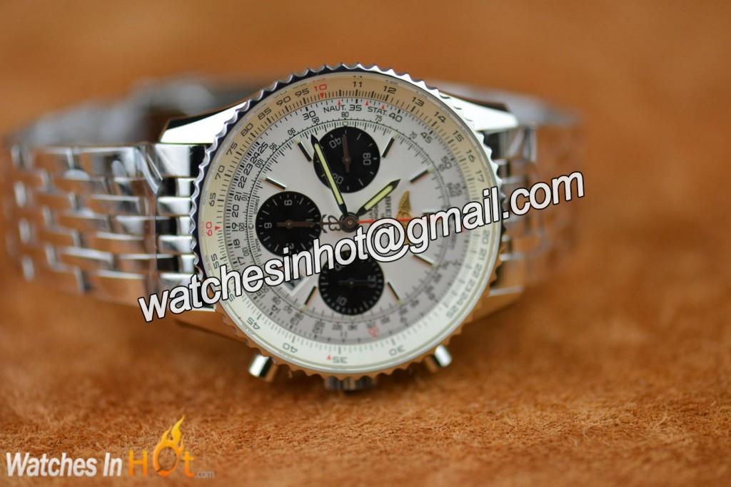 Breitling Navitimer 01 Chronograph Replica Watch - Sporty