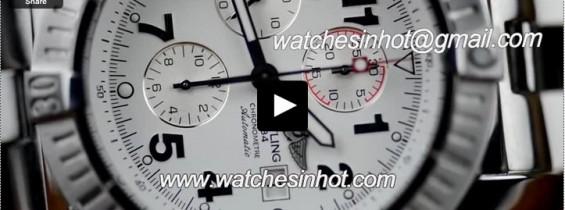 Breitling Super Avenger Replica Watch – H Edition