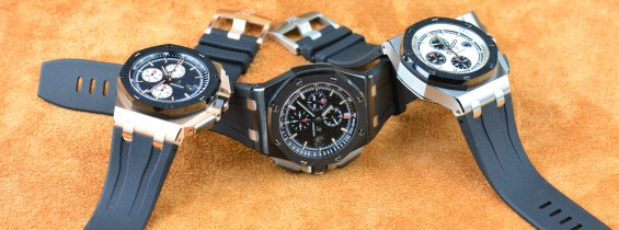 Audemars Piguet Royal Oak Offshore Chronograph 44mm Replica Watch