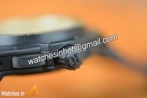 Hublot King Power Foudroyante All Black Ceramic Replica Watch