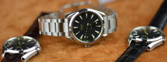 The Omega Seamaster Aqua Terra > 15,000 Gauss Replica Watch – BP Edition