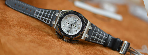 Audemars Piguet Juan Pablo Montoya Replica Watch – Noob Edition
