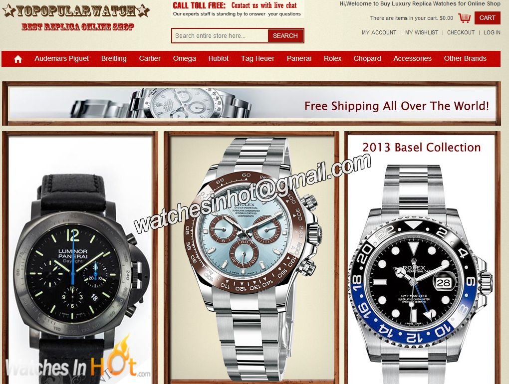 Watch Shop Online
