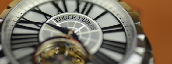 Roger Dubuis Excalibur Flying Tourbillon Replica Watch