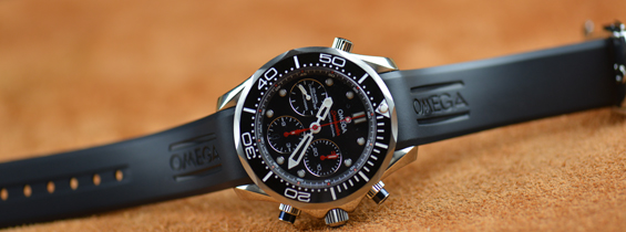 Replica Omega Seamaster Diver Ceramic Watch Z Factory