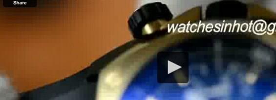 Bell & Ross BR02-94 Replica Gold Watch Valjoux 7750 Movement