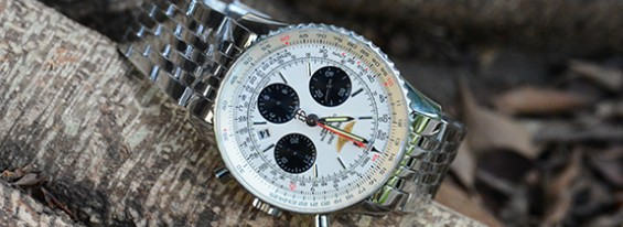 Great Experience of Purchasing a Replica Breitling Watch in AmazingClock