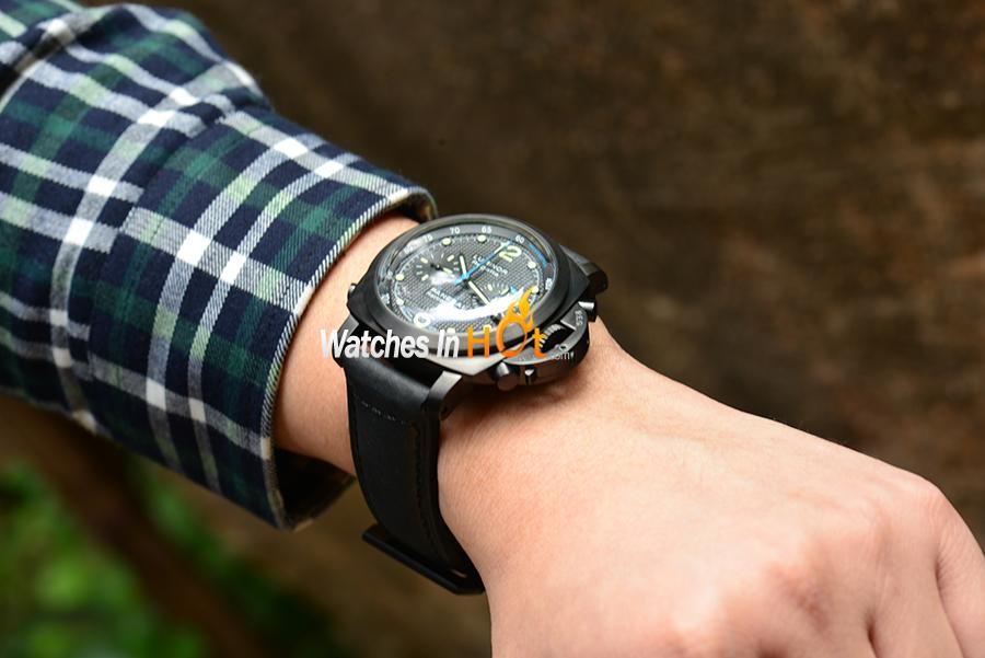 PAM 332 on Wrist