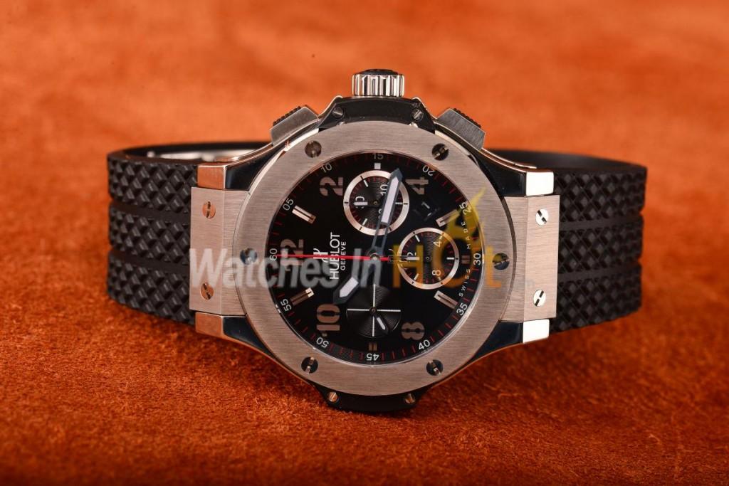Hublot Big Bang 44mm HUB4100 Mens Replica Watch Review
