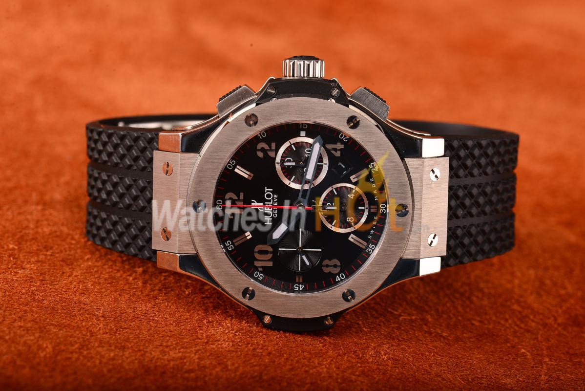 Replica mens watches - Hublot Big Bang 44mm Hub4100 Mens Replica Watch Review