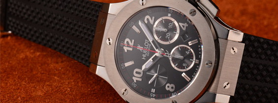 Hublot Big Bang 44mm HUB4100 Mens Replica Watch Review