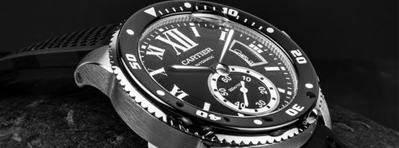 Introducing The Calibre de Cartier Diver Replica Watch