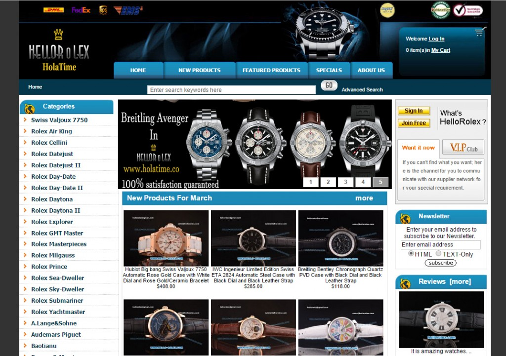 Top 5 websites to buy replica watches replica watches for Best websites to buy online