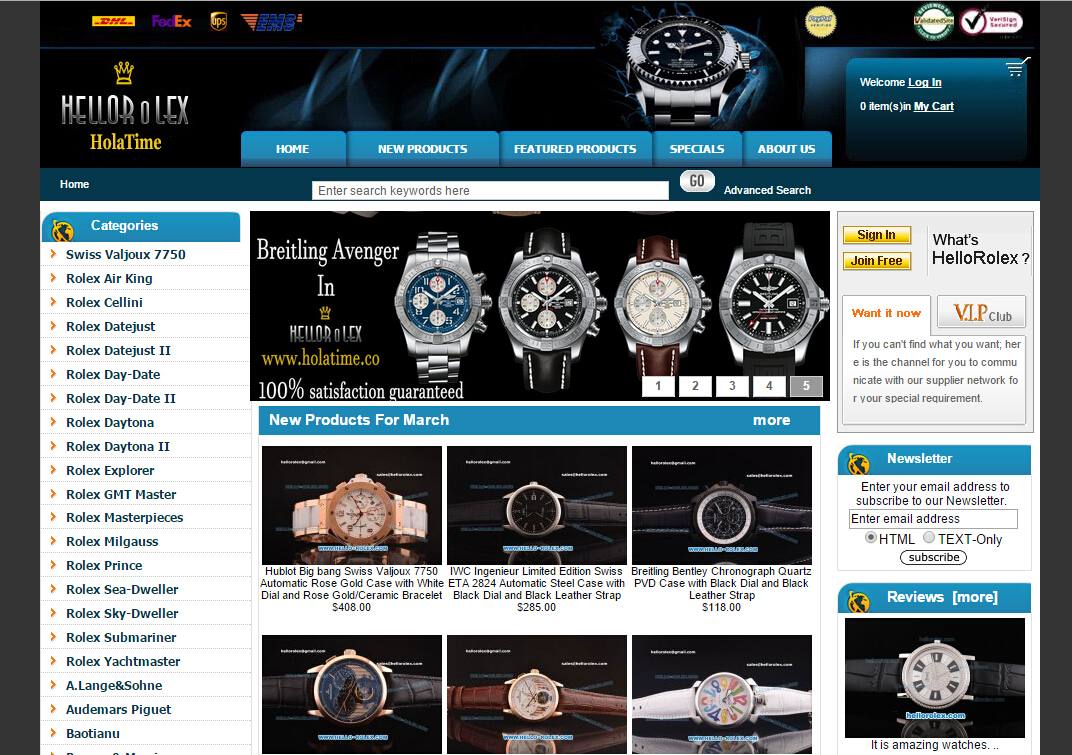 Top 5 websites to buy replica watches replica watches for How to buy websites