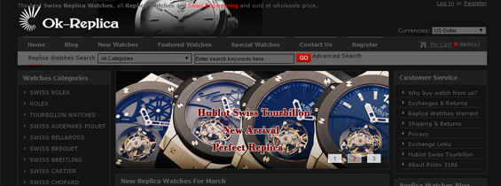 Top 5 Websites to Buy Replica Watches