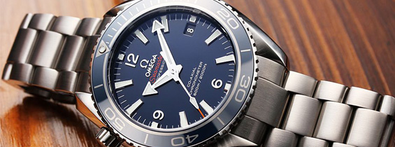 Pretty Luxury Omega Seamaster Planet Ocean 600m Replica Watch