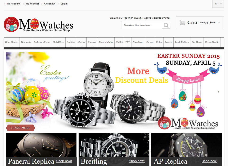 easter MoWatches review