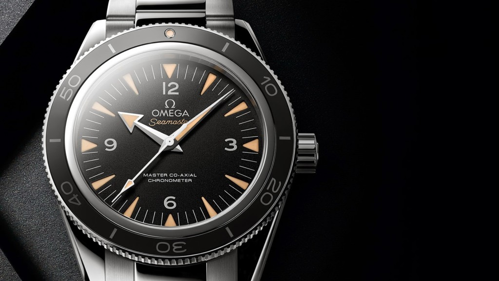 Omega Seamaster 300 Master Co-Axial Replica Watch Review