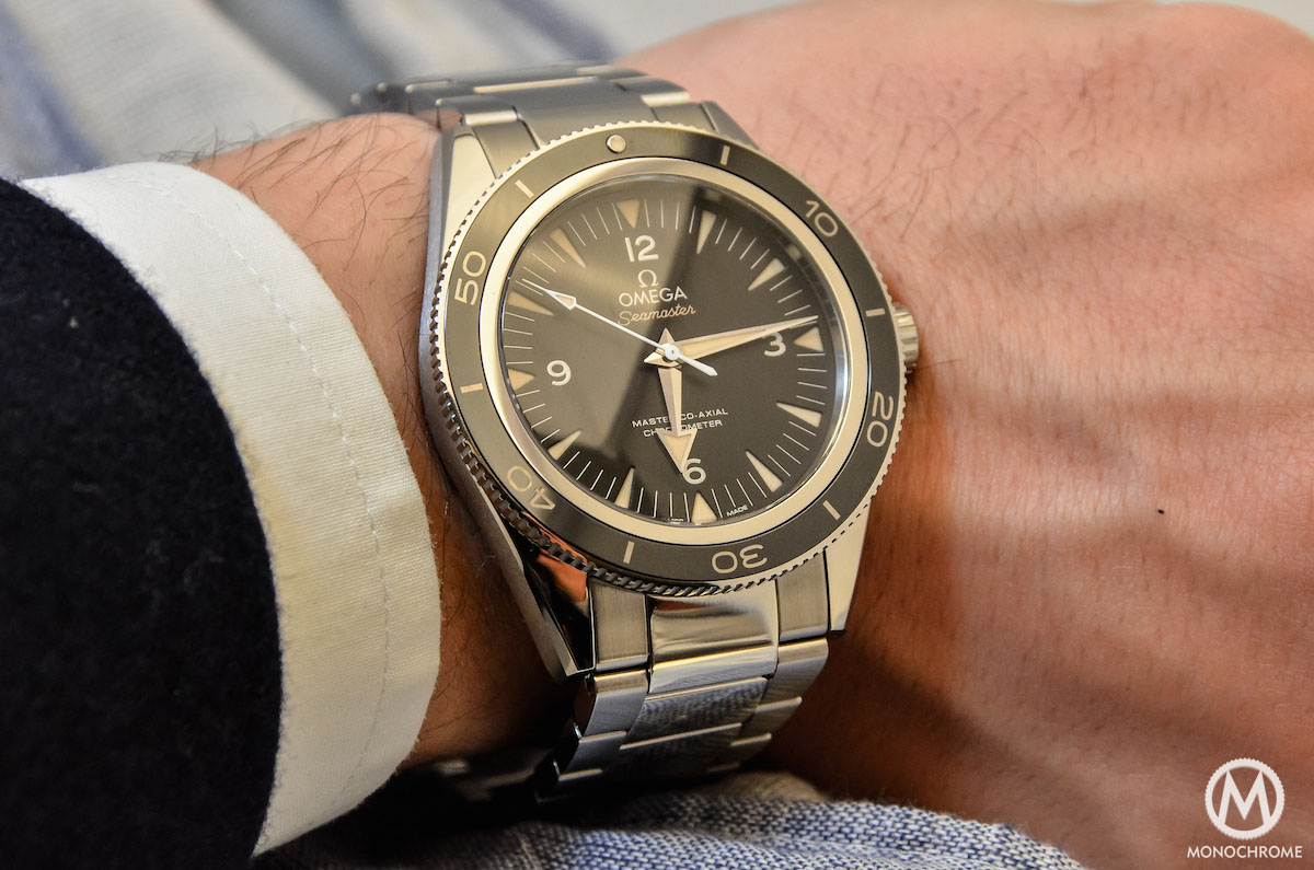 Omega Seamaster 300 Review