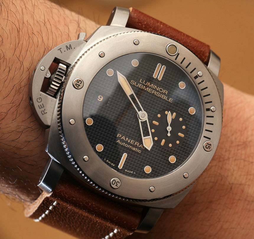 Panerai luminor submersible цена