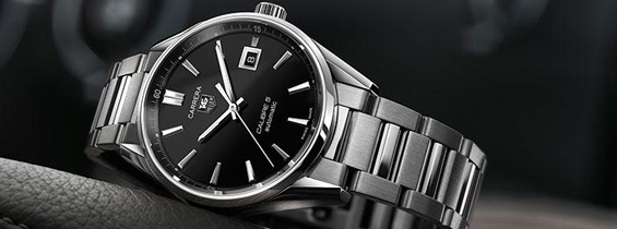 Quality Tag Heuer Carrera Calibre 5 Automatic Replica Review