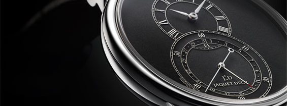 Jaquet Droz Grande Seconde Quantième Replica Watch