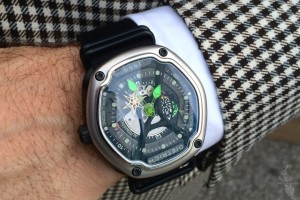 "Highlight Replica Dietrich 1969 ""Organic Time"" Complicated Watch"