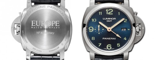 Panerai Luminor 1950 3 Days GMT PAM 437 Europe Watch Co P.9000 Replica Review