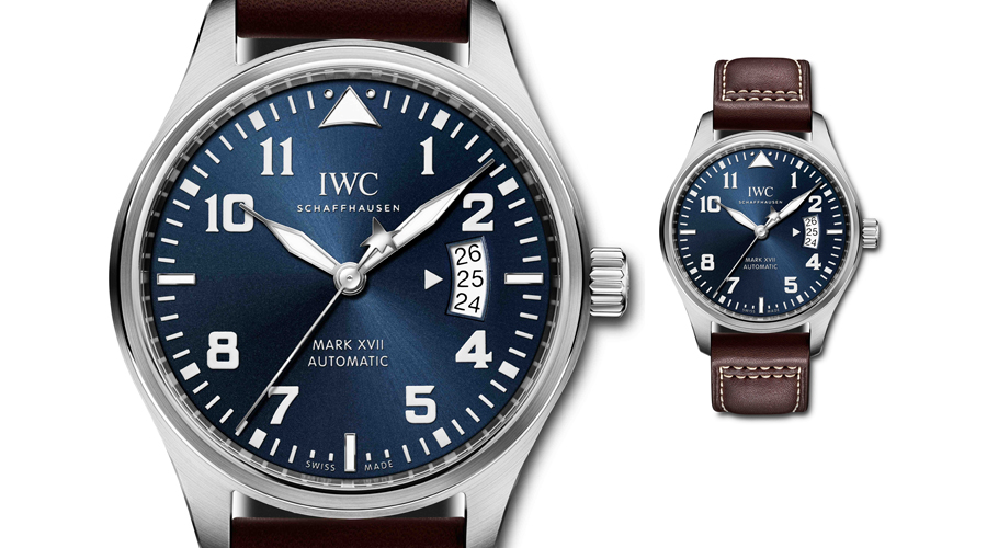 """Flying fairy tale on the wrist : Pilot's Watch """"Le Petit Prince"""" Special Edition Replicas"""