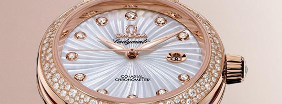 Elegant Ladies Replica Watch – Omega Ladymatic Replica Review