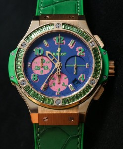 Replica Hublot Big Bang Pop Art Ladies Watches Highlight Femininity