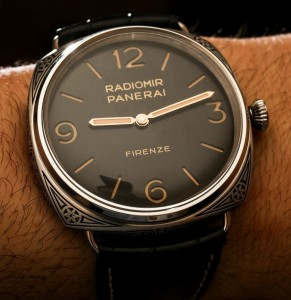 Review of Replica Panerai Radiomir Firenze 3 Days Acciaio PAM604 Engraved Watch