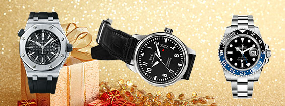 Stainless Steel Replica Watches Recommendation for New Year
