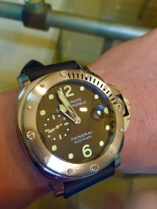 Review of Panerai Luminor Submersible Automatic Acciaio PAM 024 Replica