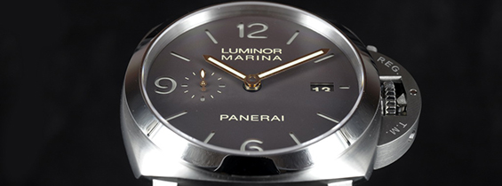 Panerai Luminor Marina 1950 3 Days PAM 351 Replica Watch with P.9000 Movement