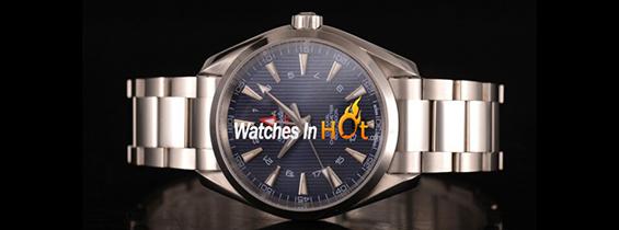 Review of EF Factory Omega Seamaster Aqua Terra GMT Replica Watch
