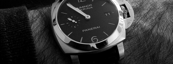ZF Panerai Luminor Marina 1950 3 Days Automatic PAM 392 Replica – P.9000
