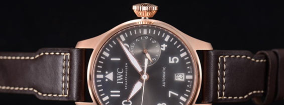 Best IWC Big Pilot 7 Days Power Reserve Replica Watch